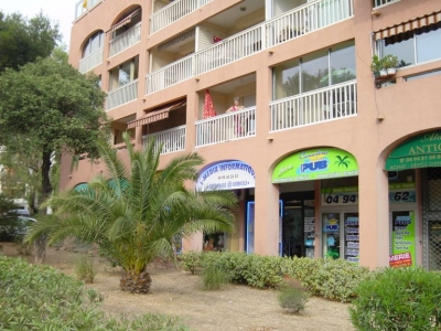 appartement location de vacances Saint Aygulf